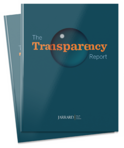 The Transparency Report